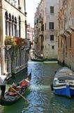 Gôndola em Veneza Imagem de Stock