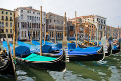 Gôndola em Veneza Fotos de Stock