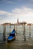 Gôndola, Veneza Foto de Stock