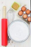 Gör ett bageri Royaltyfria Bilder