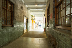 Gör ljusare gångbanan Royaltyfri Foto