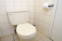 gör ren den paper toaletten Royaltyfri Bild