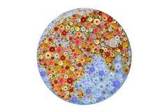 gör ren planet för jord ekologiskt stock illustrationer