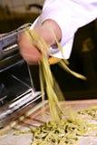gör upp pasta royaltyfri fotografi