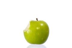 Göra grön äpplen arkivfoton