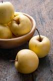 Göra grön äpplen Royaltyfri Bild