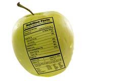 Göra grön äpplet Royaltyfri Bild