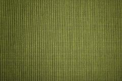 Göra grön textilbakgrund Arkivbilder
