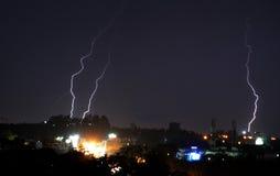 Göra ljusare i Bhopal Royaltyfria Foton