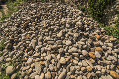 göra ner ha rocks där vad Arkivfoto