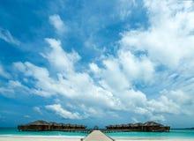 Göra perfekt den tropiska öparadisstranden Royaltyfri Bild