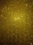 Göra perfekt guld- textur för sken fantastiskt glitter Royaltyfria Bilder