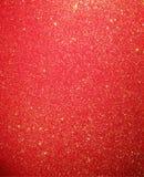 Göra perfekt röd textur för sken fantastiskt glitter Royaltyfri Foto