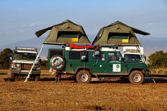 Göra perfekt safarien ställer in Royaltyfria Bilder
