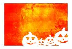 göra sammandrag bakgrund halloween Royaltyfri Bild
