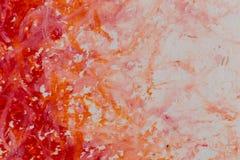 göra sammandrag bakgrund målad textur Fotografering för Bildbyråer