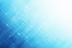 Göra sammandrag blåttbakgrund Fotografering för Bildbyråer