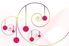 göra sammandrag blom- swirls vektor illustrationer