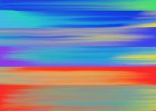 göra sammandrag färgglad bakgrund Fotografering för Bildbyråer