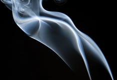göra sammandrag färgrik rök för bakgrund Royaltyfria Bilder