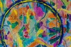 Göra sammandrag mångfärgad bakgrund Arkivbild
