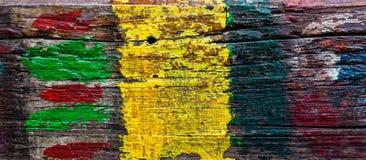 Göra sammandrag mångfärgad bakgrund Royaltyfri Foto
