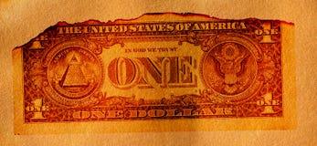 Göra sammandrag oss dollaren Royaltyfri Foto