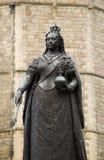Göra till drottning den Victoria monumentet, Windsor royaltyfria foton