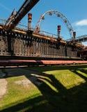 göra till koks växtzechezollverein Royaltyfri Fotografi