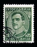 Göra till kung Alexander (1888-1934), serie, circa 1932 Royaltyfria Foton