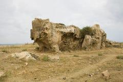 görar till kung tomben Royaltyfria Bilder