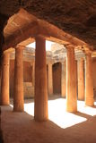 görar till kung tomben Arkivbilder
