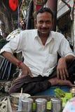 görar till tiggare kolkatagator Danande Paan fotografering för bildbyråer
