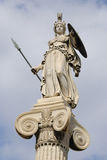 Göttin Athene lizenzfreies stockbild