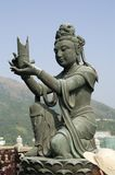 Göttin-Statue Lizenzfreie Stockfotografie