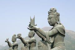 Göttin-Statue Stockbilder
