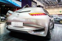 Göttliches DS Konzept Citroen, Autoausstellung Genf 2015 Stockfotos