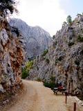 Göynük canyon, Turkey Stock Photo