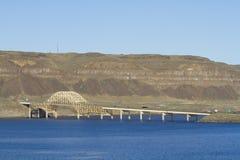 Günstige Brücke Stockfoto