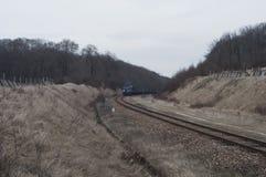 Güterzug Lizenzfreies Stockbild
