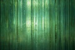 Gęsty zielony szkło obraz royalty free