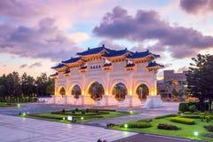 Główna Brama obywatel Chiang Kai-shek Memorial Hall w Taipei C obraz stock
