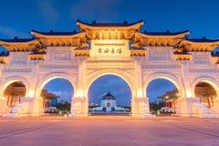Główna Brama obywatel Chiang Kai-shek Memorial Hall w Taipei C zdjęcia stock
