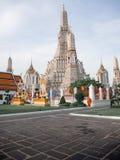 Główna pagoda przy Watem Arun, Bangkok, Tajlandia zdjęcia royalty free