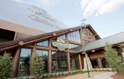 Główne Wejście Basowy Pro sklep, Memphis Tennessee Zdjęcia Royalty Free