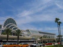 Główne wejście EMC światu konferencja Zdjęcie Royalty Free