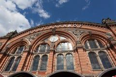 Główny dworzec w Bremen Zdjęcie Royalty Free