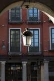 Główny plac Valladolid, Hiszpania Kapitał Autonomiczny Comm Zdjęcie Royalty Free