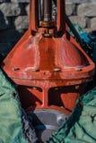 Główny Pożarniczy hydrant Zdjęcia Stock