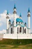 Główny przyciąganie Kazan, Kremlin - Zdjęcia Stock
